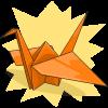 thompabompa's Paper Crane