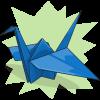 Rovis' Paper Crane