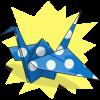 elmoeyesnc's Paper Crane