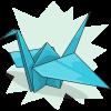 GeekBoy's Paper Crane