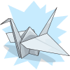SilverShaneth's Paper Crane