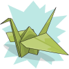 Bowchicka's Paper Crane