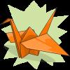 Miri68's Paper Crane