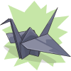 jeffking815's Paper Crane