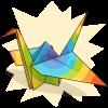 Kellyk3's Paper Crane