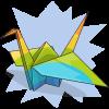 martinp13's Paper Crane
