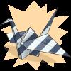 bratwursttoni's Paper Crane
