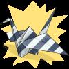 smew's Paper Crane