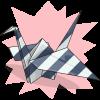PopadomPeach's Paper Crane