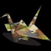 Crouching Sasquatch, Hidden Crane