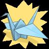 Eric08's Paper Crane