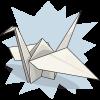elli61's Paper Crane