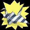 Wallabeeprof's Paper Crane