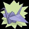 lynnslilypad's Paper Crane