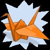 Doodlejack's Paper Crane