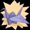 budbeth's Paper Crane
