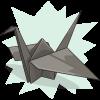 Snoeatr9's Paper Crane