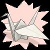 Michal's Paper Crane