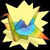 The Phoenix's Paper Crane