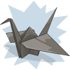 Werewulf's Paper Crane