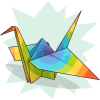 Cozmoe84's Paper Crane
