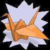 FallingAeroplanes' Paper Crane