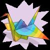 Steph's Paper Crane