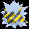 KidArachnid's Paper Crane