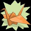 DrRae's Paper Crane