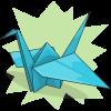skree's Paper Crane