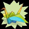 Supermel's Paper Crane