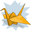 glennixd's Paper Crane