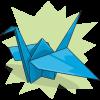 Shantrix's Paper Crane