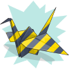 Bjs' Paper Crane