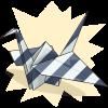 Shrimpmeat's Paper Crane
