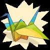 Airwolf26's Paper Crane