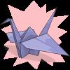 Mschimp's Paper Crane