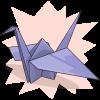 Alien's Paper Crane