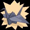 Wheelerdeeler's Paper Crane