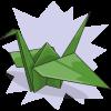 Cjsjunk's Paper Crane