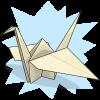 destolkjes4ever's Paper Crane