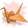 xtonym40's Paper Crane
