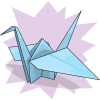 PinkUnicorn's Paper Crane
