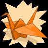 dizzamel's Paper Crane