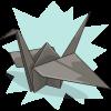 Ghost11's Paper Crane