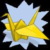 peteroo31's Paper Crane