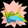 FinnTheHuman's Paper Crane