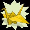 luMMe's Paper Crane