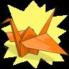 Marsolofett's Paper Crane