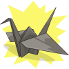 WYlostinMA's Paper Crane